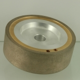 Cylindric diamond rough grinding wheel