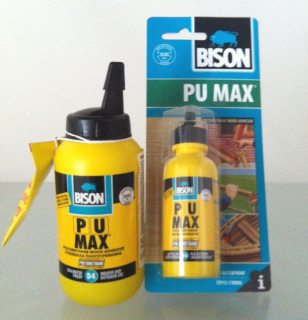 Glue BISON PU MAX