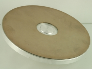 Surface diamond grinding wheel